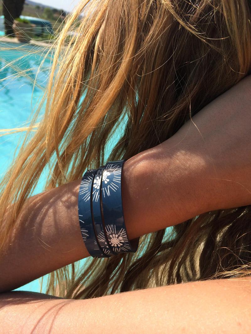 manchette bracelet ninti cuff bangle bijoux jewellery